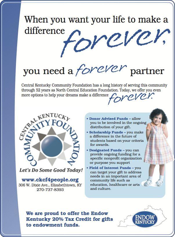 Forever partner ad