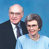 Bill and Betty Swope